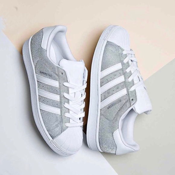 Adidas Superstar Sparkle Glitter Limited Edition